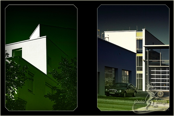 Wohngebiet - Neubau/ Autohaus Jesinger - Esslingen