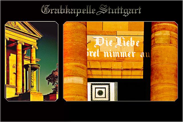 Grabkapelle Stuttgart Rotenberg