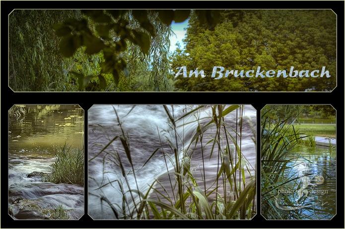 Wasserkraft am Bruckenbach